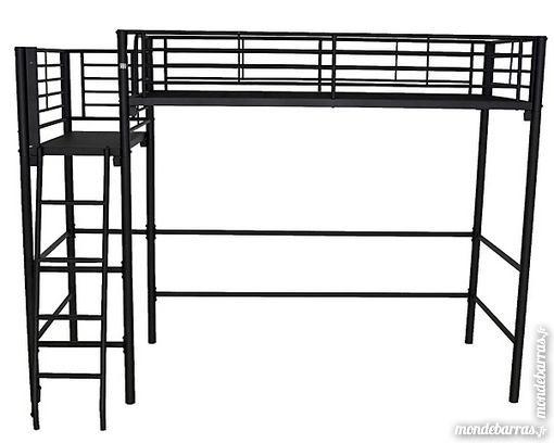 lits mezzanine occasion en moselle 57 annonces achat et vente de lits mezzanine paruvendu. Black Bedroom Furniture Sets. Home Design Ideas