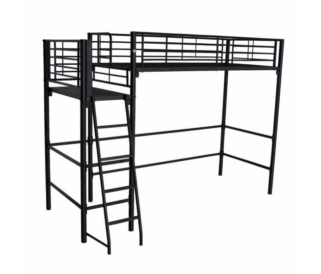 mezzanine 1 place best lit mezzanine place amenager interieure etagere with mezzanine 1 place. Black Bedroom Furniture Sets. Home Design Ideas