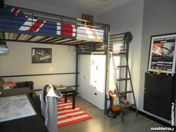 lits mezzanine occasion montpellier 34 annonces achat et vente de lits mezzanine. Black Bedroom Furniture Sets. Home Design Ideas
