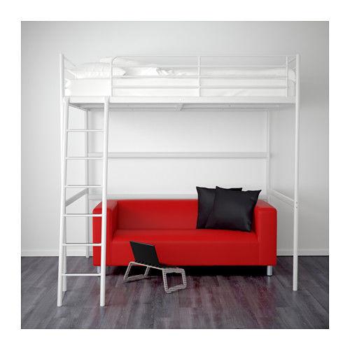 Achetez lit mezzanine super occasion annonce vente avignon 84 wb155114780 - Lit mezzanine deux personnes ...