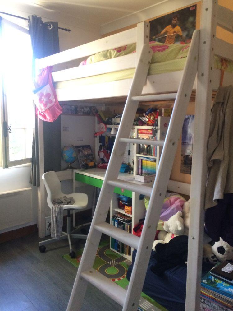 lit mezzanine Mobilier enfants