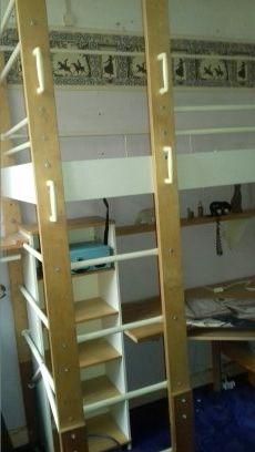 Lit mezzanine 100 Nanterre (92)
