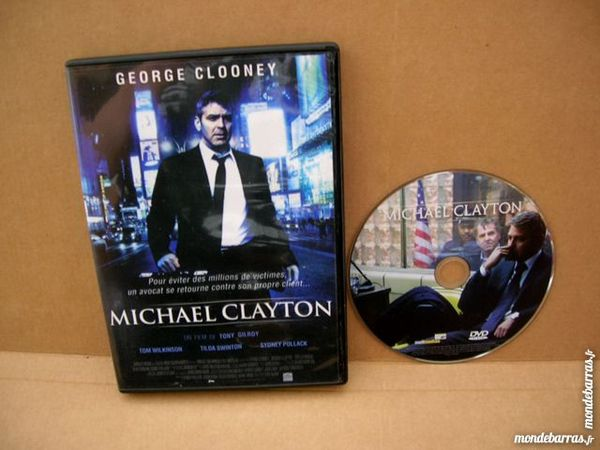DVD MICHAEL CLAYTON - George Clooney 6 Nantes (44)