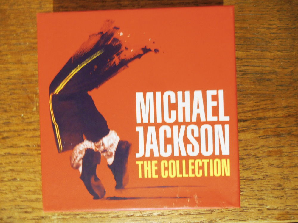 Michaël Jackson The Collection 25 Nattages (01)