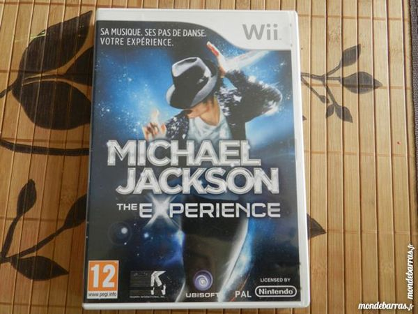 Michael Jackson - The Experience 8 Hellemmes Lille (59)
