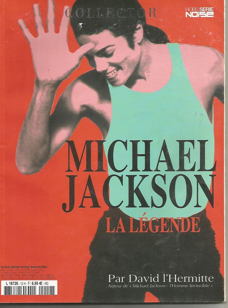 Michael JACKSON la légende par David l'Hermitte 9 Montauban (82)