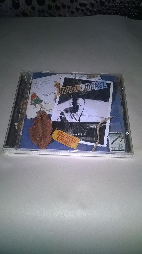 CD Michel Jonasz Soul Music Airlines 1996 Excellent etat 10 Talange (57)