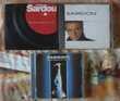 3 CD de Michel SARDOU Montreuil (93)