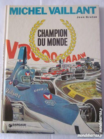 BD E O MICHEL VAILLANT -  CHAMPION DU MONDE 15 Brest (29)