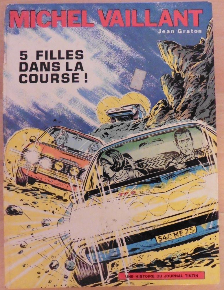 Michel VAILLANT 5 Filles dans la course 20 Ablis (78)