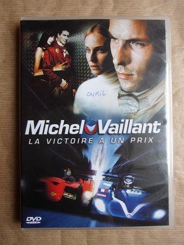 DVD Michel Vaillant 2 Montaigu-la-Brisette (50)
