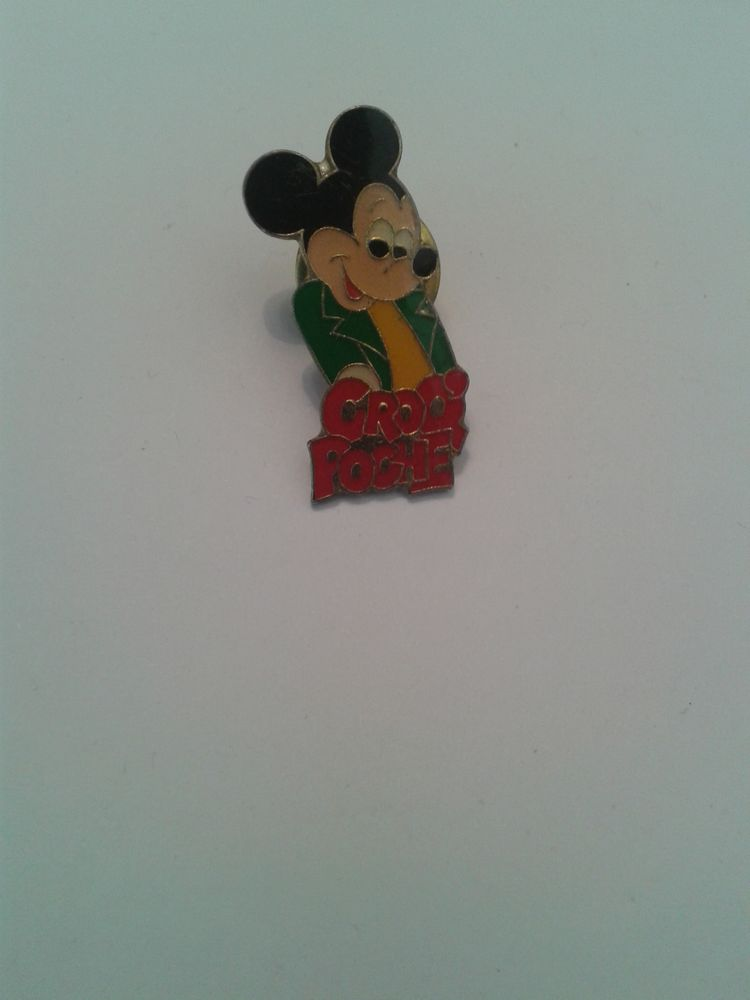 pin's Mickey, 14 euros 14 Le Cannet (06)