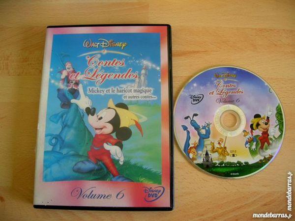 DVD MICKEY ET LE HARICOT MAGIQUE - W. Disney 11 Nantes (44)