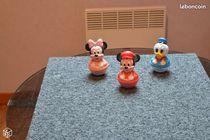 Mickey - minnie  et   donald en culbuto vintage 0 Mérignies (59)