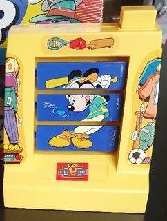 Jeu Mickey tip tap : pour pièces 5 Beauchamp (95)