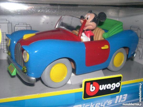 Mickey's spider cab 113 au 1/18 50 Bouafle (78)