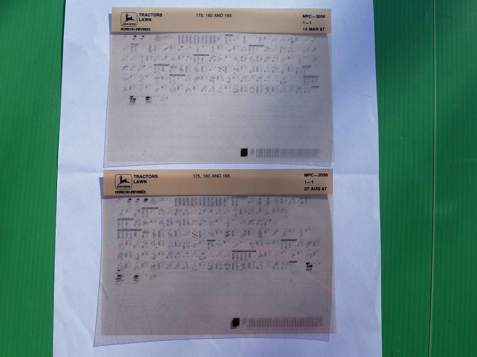 Micro-fiches de pièces détachées de JOHN DEERE 20 Marcilly-le-Hayer (10)