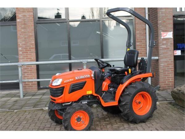 Micro tracteur Kubota diesel 790 Rennes (35)