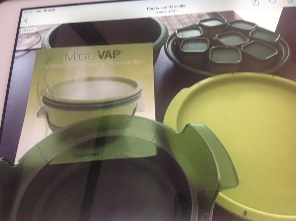 Micro vap tupperware