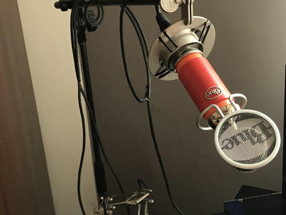 Microphone Blue Spark - 90 Paris 12 (75)