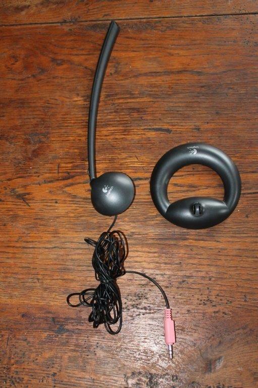 Microphone LOGITECH pour ordinateur. 10 Auray (56)