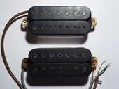 Micros guitare éléctrique 7 cordes Ibanez V77/V87 30 Versailles (78)