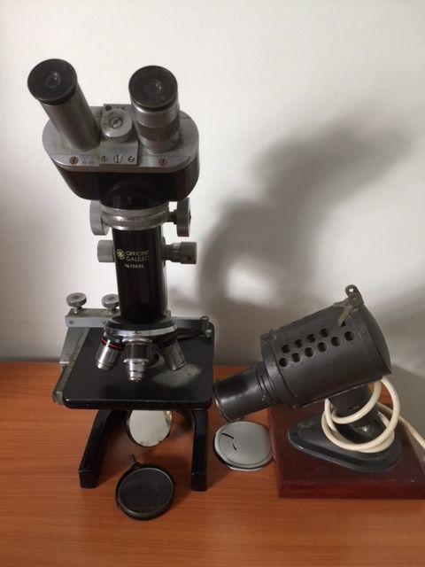 Microscope Binoculaire Gallileo : 160 Chartres (28)