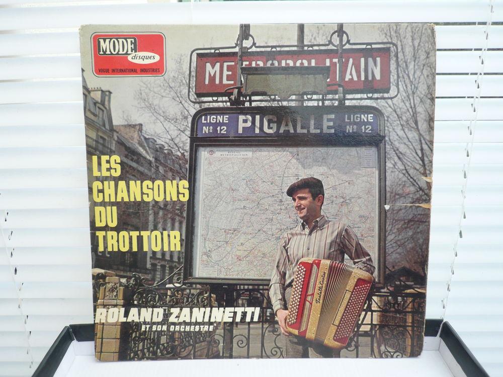 33T Microsillon VOGUE   Les chansons du trottoir   1968  12 Le Poiré-sur-Vie (85)