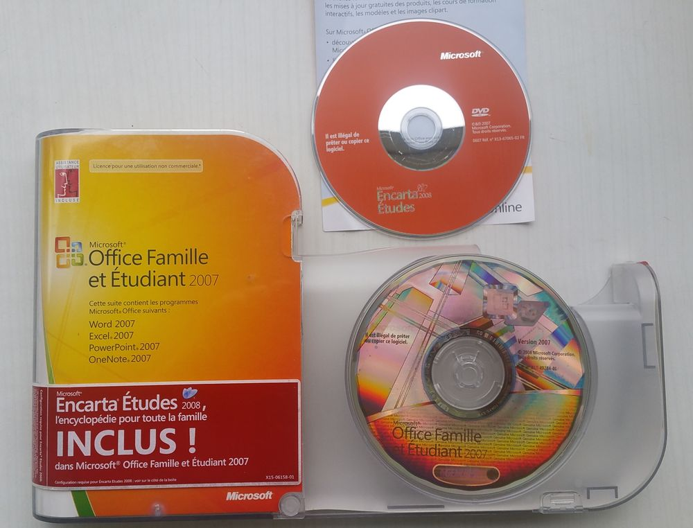 Microsoft Office Famille 25 Lons-le-Saunier (39)