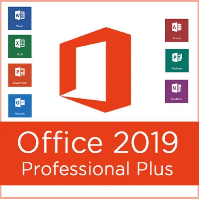 Microsoft Pack Office 2019 Professionnel Plus 0 Paris 3 (75)