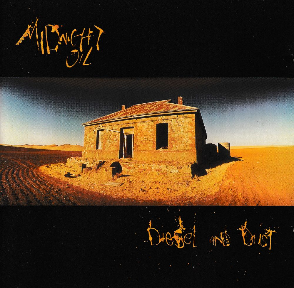 CD     Midnight Oil     Diesel And Dus 5 Bagnolet (93)