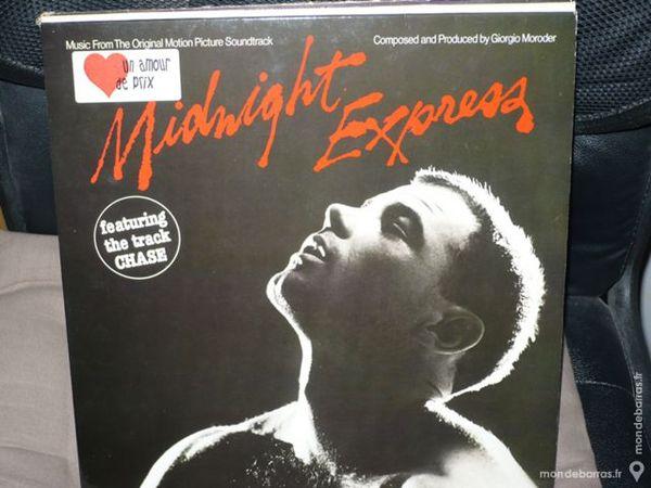 MIDNIGHT EXPRESS 33T VINYLE 5 Paris 16 (75)