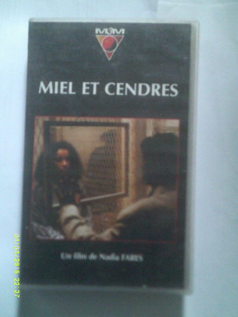 MIEL ET CENDRES de nadia Fares (1996) 0 Malo Les Bains (59)