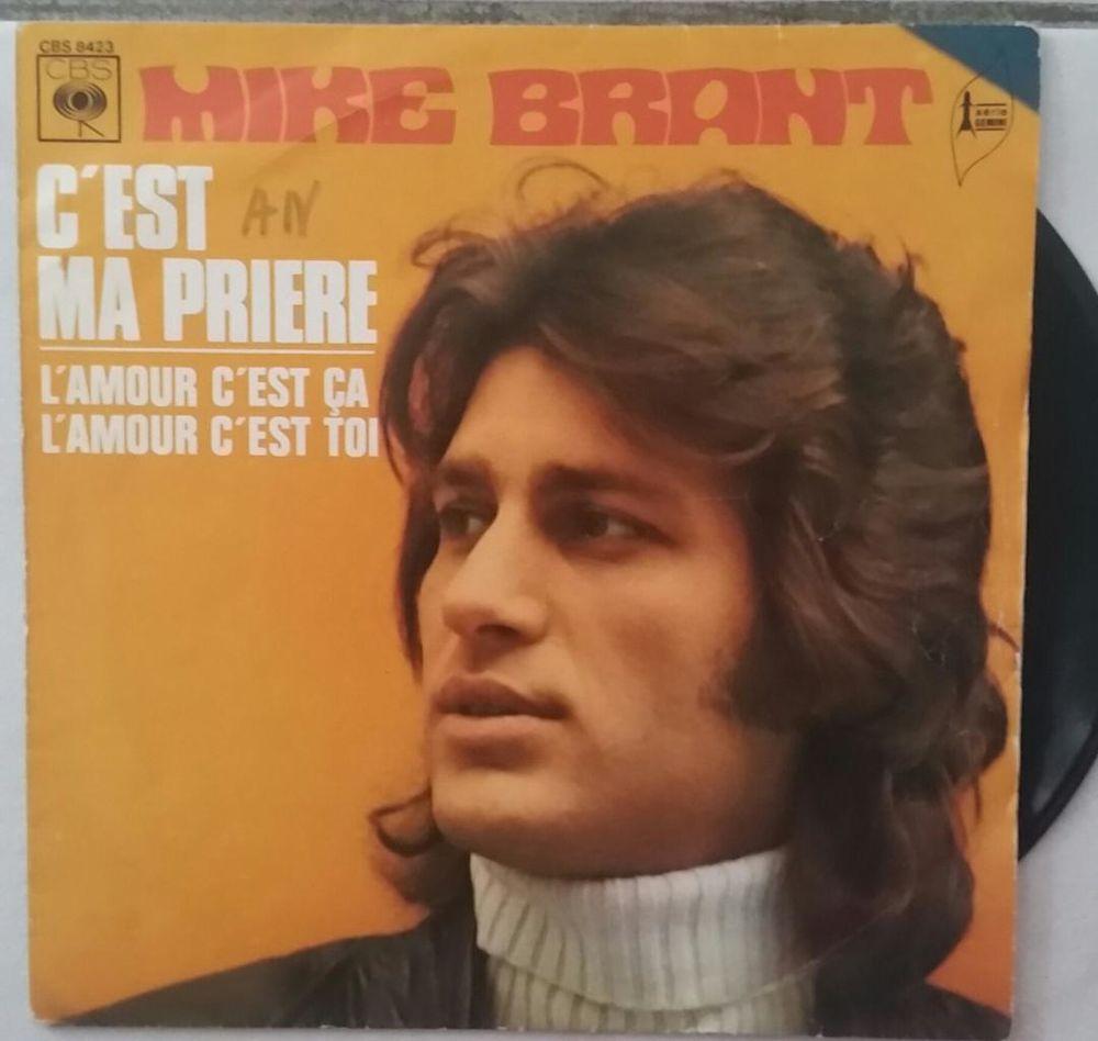 Mike brant -  C'est ma prièere 8 Habsheim (68)