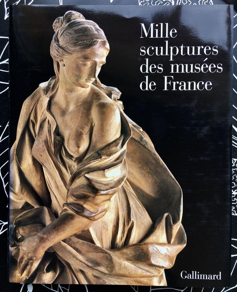Mille sculptures des musées de France par J-L Champion; Neuf 40 L'Isle-Jourdain (32)