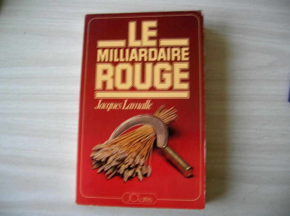 LE MILLIARDAIRE ROUGE - Jacques LAMALLE 55 Nantes (44)