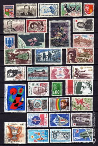 Des milliers de timbres Oblitérés français AP 1959 1 La Seyne-sur-Mer (83)