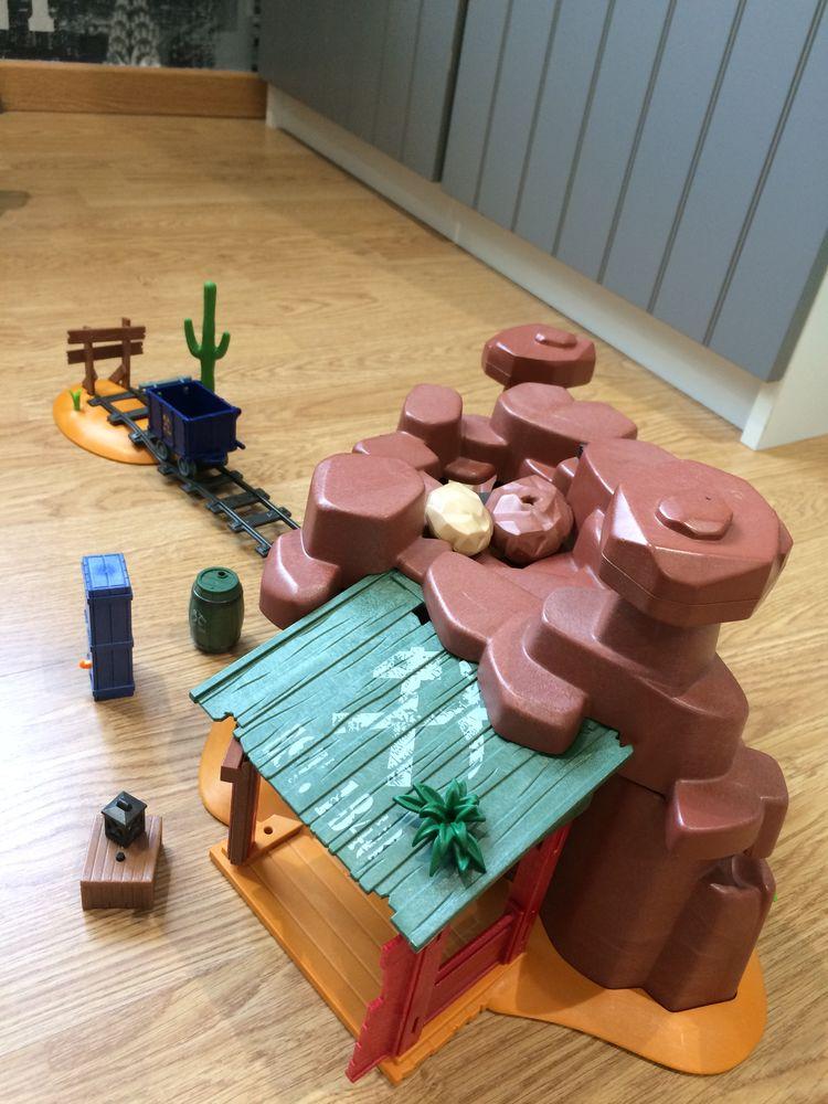la mine des Playmobil  0 Beynes (78)