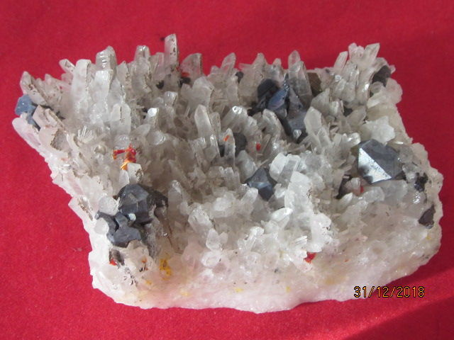 Minéraux de collection  50 Amboise (37)