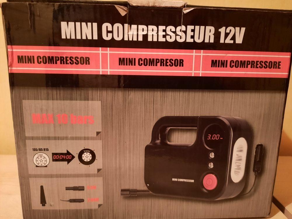 MINI COMPRESSEUR 20 Bobigny (93)
