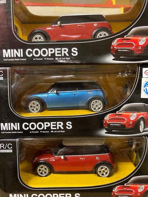 Mini Cooper S Rouge ou bleu 15 Villers-Cotterêts (02)