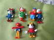 6 Mini figurines Disney 5 Goussainville (95)
