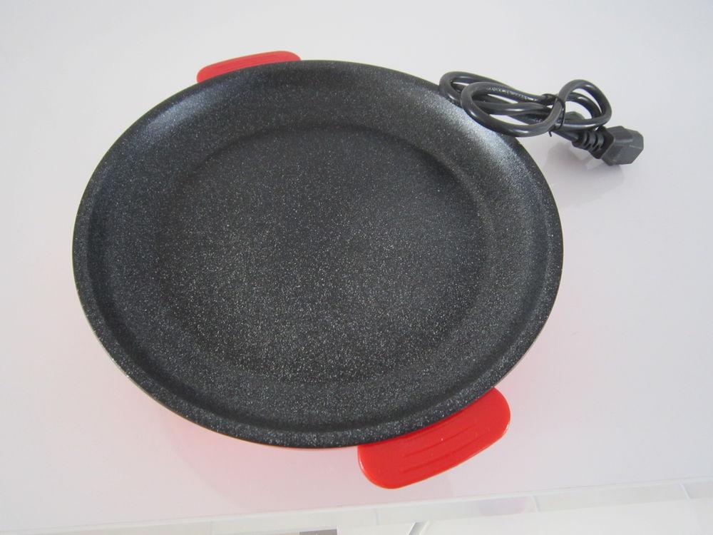 Un mini-grill, couleur rouge 8 Brignais (69)