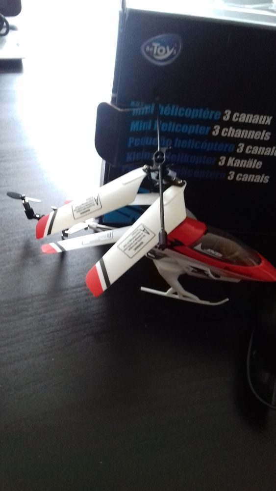mini helicoptére radiocommandée 20 Brest (29)
