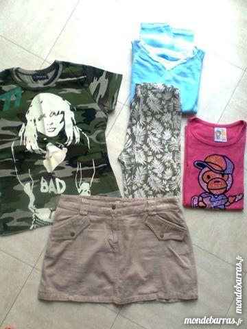 mini jupe, 3 hauits, pantalon - 12-14 ans - zoe 2 Martigues (13)