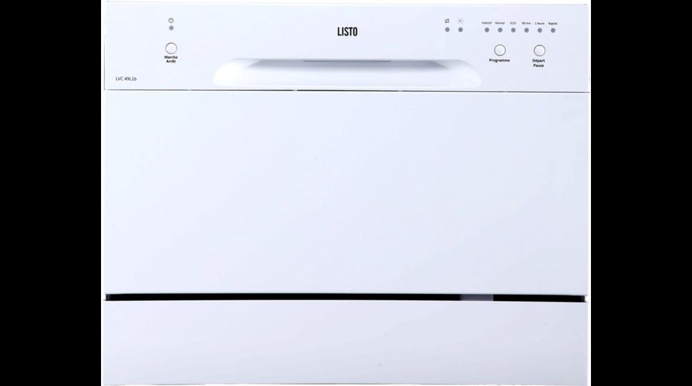 Mini lave vaisselle Listo LVC49 L1b 90 Sainte-Marie (66)