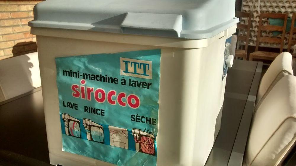 mini machine à laver  miniwasch  Sirocco 100 Petite Synthe (59)