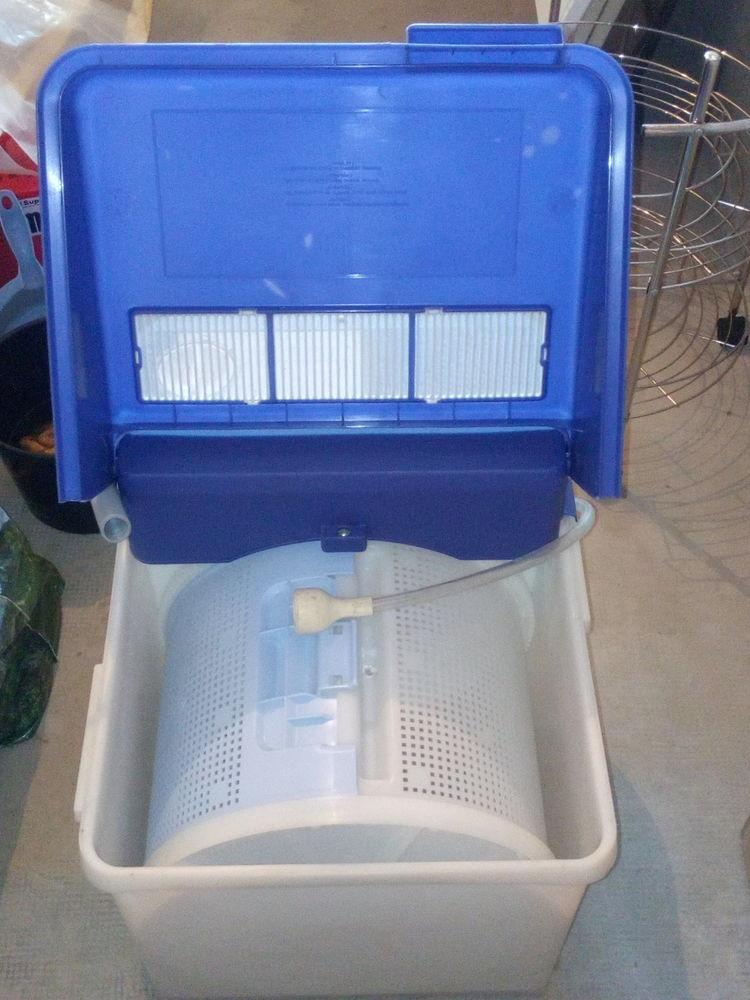 Mini machine à laver Carad pour camping carcaravaning Neuf