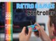 Mini manette de jeux tv - 200 jeux rétro inclus