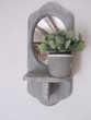Mini miroir console Décoration
